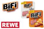 100% Cashback für BiFi Original Snack Box oder BiFi Turkey Snack Box (Scondoo - REWE West)