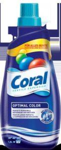 [Vorankündigung] Coral Vollwaschmittel gratis testen