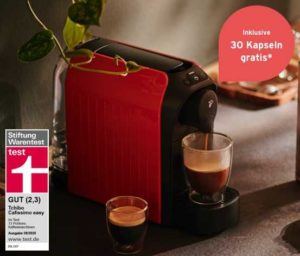 cafissimo-easy-red