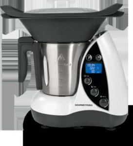 REWE Küchenmaschine Gourmetmaxx für 99,-€ bzw. 79,20€