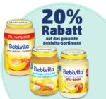 20% Rabatt auf Bebivita Produkte