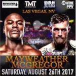 DAZN: Mayweather vs. McGregor KOSTENLOS