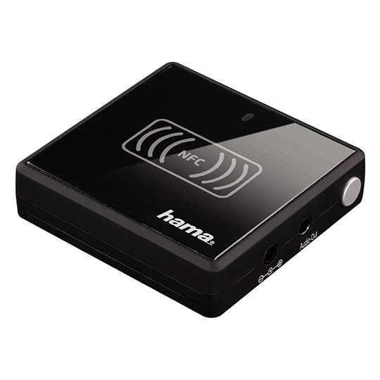 hama bluetooth 4 0 audio empf nger batterie akku usb nur. Black Bedroom Furniture Sets. Home Design Ideas
