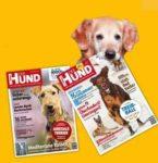 """2 Ausgaben """"Der Hund"""" gratis"""