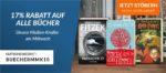 17% auf Bücher bei rebuy - gebrauchte Artikel