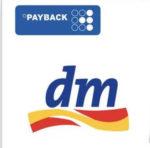 dm drogerie markt: 15fach Payback-Punkte auf fast alles