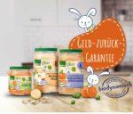 Gratis Testen - 10x Edeka Bio Babynahrung bei EDEKA Nordbayern-Sachsen-Thüringen (GzG bei Unzufriedenheit)