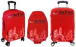 Kostenlos: Schutzcover für Koffer von InTur ✈