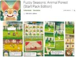 Fuzzy Seasons: Animal Forest (Start Pack Edition) gerade kostenlos im Google Playstore
