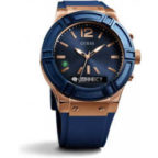 guess-connect-45mm-blau-rotgold-c0001g1