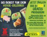 Gratis testen - Rügenwalder Mühle Veggie-Produkt bei EDEKA/ Netto MD