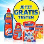 *Vorankündigung* Gratis testen - Somat Zusatzprodukte bis zu 3 Produkte
