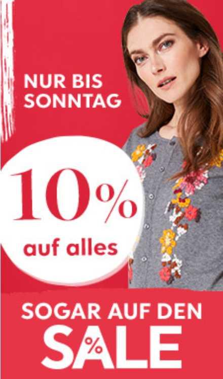 best service adde5 84e5a Heine: 10% Rabatt auf Alles, auch auf den Sale