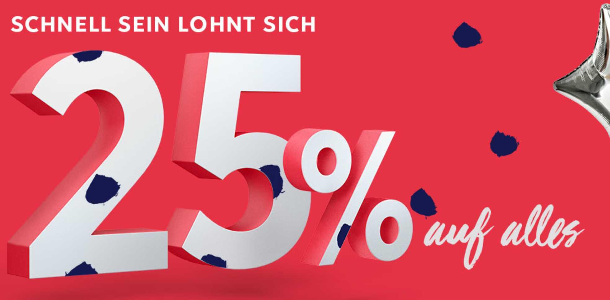 best website 8495c 992a1 Heine: 25% Rabatt auf Alles