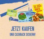 Gratis testen - Iglo Green Cuisine 12 Vegane Fischstäbchen