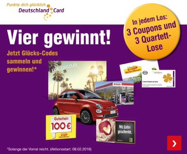 deutschlandcard netto coupons