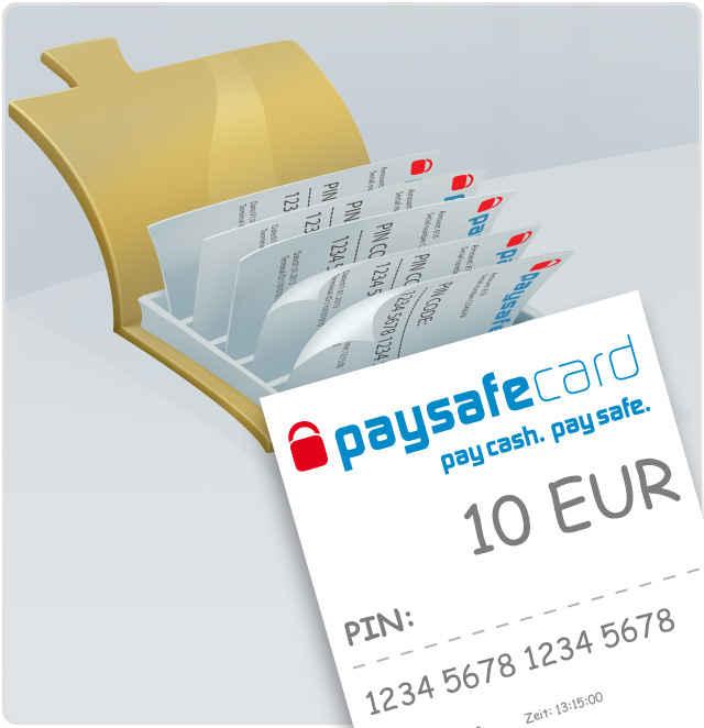 gratis 10 paysafecard
