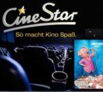 CineStar – 6 Einzeltickets 37,50€ inkl. Versand