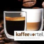 2 gratis Kaffeegläser bei Kaffeevorteil (MBW: 30€)