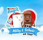 Kinder Riegel Tour 2020 (28.9.2020 - 21.10.2020)