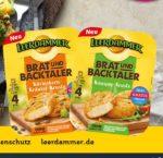 GRATIS Testen - Leerdammer Brat und Backtaler
