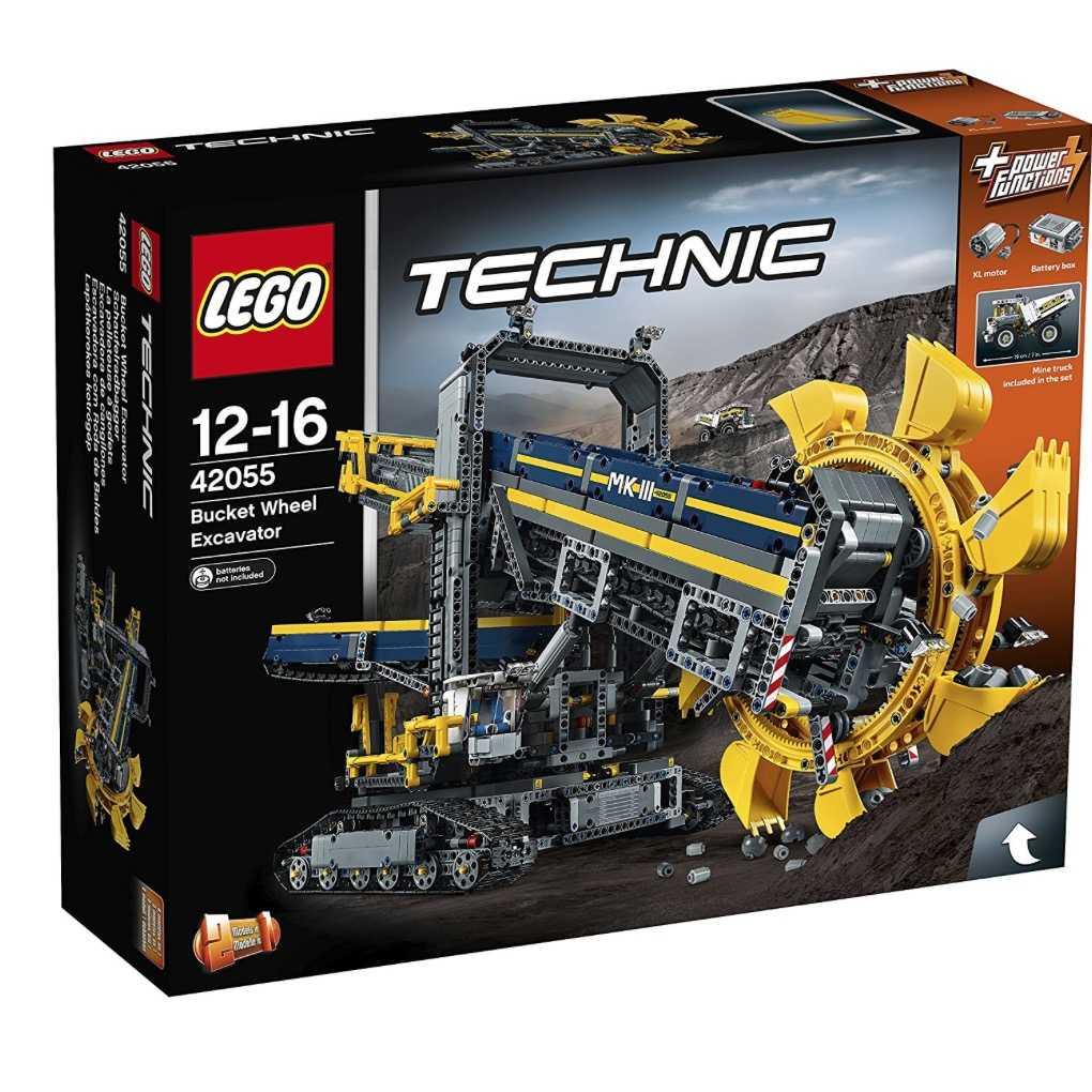 Lego Technic Schaufelradbagger Mit über 3000 Teilen
