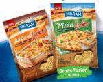 Gratis testen - Milram Käse Auflaufliebe oder Pizzaliebe