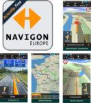 NAVIGON Europe – App als Untergroundapp kostenlos nun in der aktuellen Version 8.8.2 vom 3.11.2016