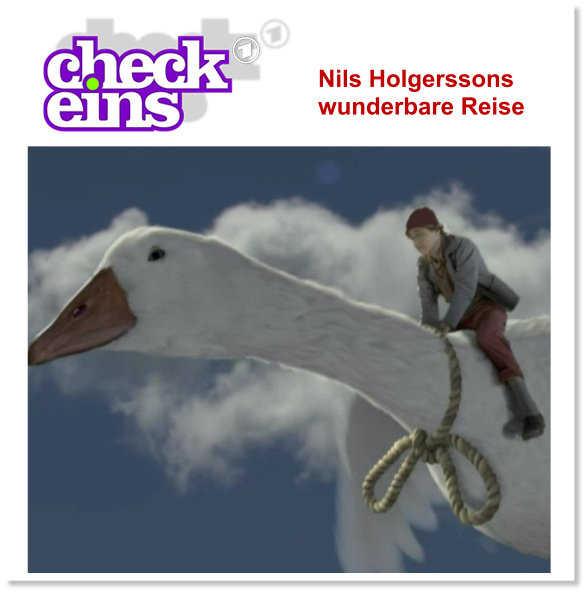 Den Kinderfilm Nils Holgerson wunderbare Reise kostenlos