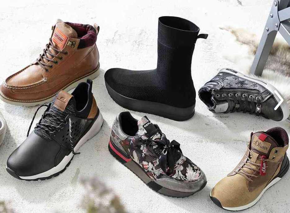 Nur Heute Otto 10 Rabatt Auf Alle Schuhe Schnäppchen Blog Mit