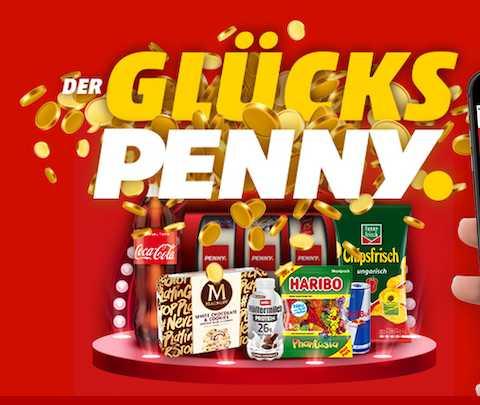 Penny Glückspenny Gewinnspiel