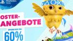 PSN Osterangebote - bis zu 60% sparen!
