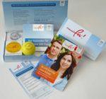 🚬 Kostenloses rauchfrei Startpaket - (Pfefferminzpastillen, Antistressball & Infomaterial)