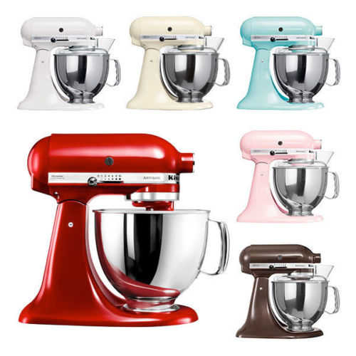 KitchenAid ARTISAN Küchenmaschine 5KSM150PSE Factory Serviced 4,8L ...