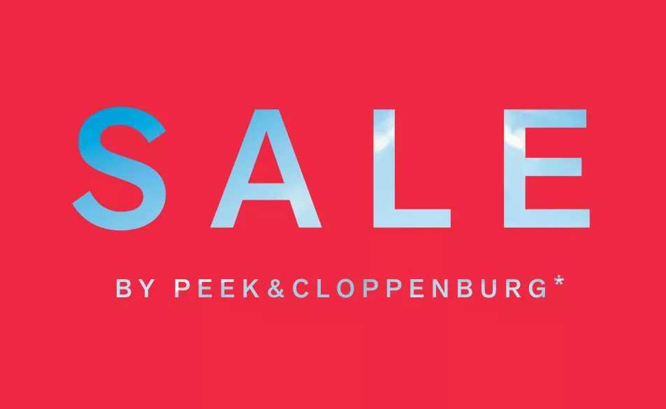 43dda83d737329 Jetzt bei Peek   Cloppenburg Sale mit bis zu 50% Rabatt