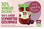 """Gratis Testen - Schwartau """"weniger Zucker"""" Konfitüre bei REWE über KaufDa-App"""
