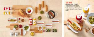 HotDog-Partypaket zum HotDog-Tag am 23.Juli bei IKEA