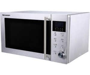 sharp-r-28stw-mikrowelle-23-l-silber-800-w