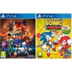 Sonic Mania Plus + Sonic Forces (PS4)