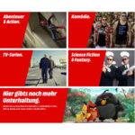 Filme u. Serien von Sony Pictures HE für 100€ kaufen und 50€ Media Markt Gutschein erhalten