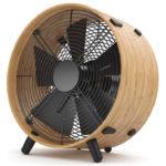 Stadler Form Bodenventilator aus Bambus