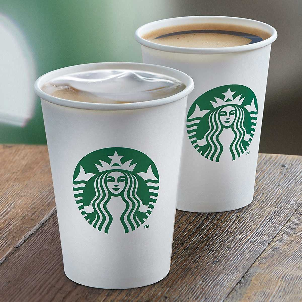 ☕ Gratis Starbucks on the go Cappucchino Getränk bei Shell