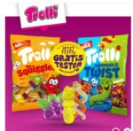 Gratis testen - Trolli The Squiggles und Squiggle Twist