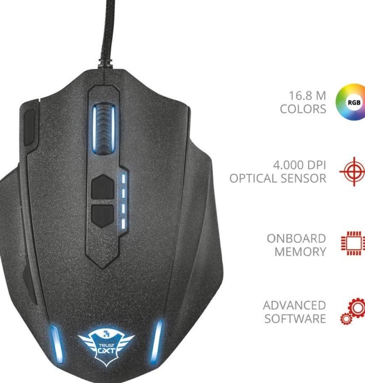 trust-gxt-4155-caldor-gaming-maus-4000-dpi-11-programmierbare-tasten-on-board-speicher-anpassbare-gewichte-und-led-beleuchtung-schwarz