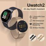 UMIDIGI Uwatch2 Smartwatch mit Touch-Farb-Display & 7 Sport-Modi