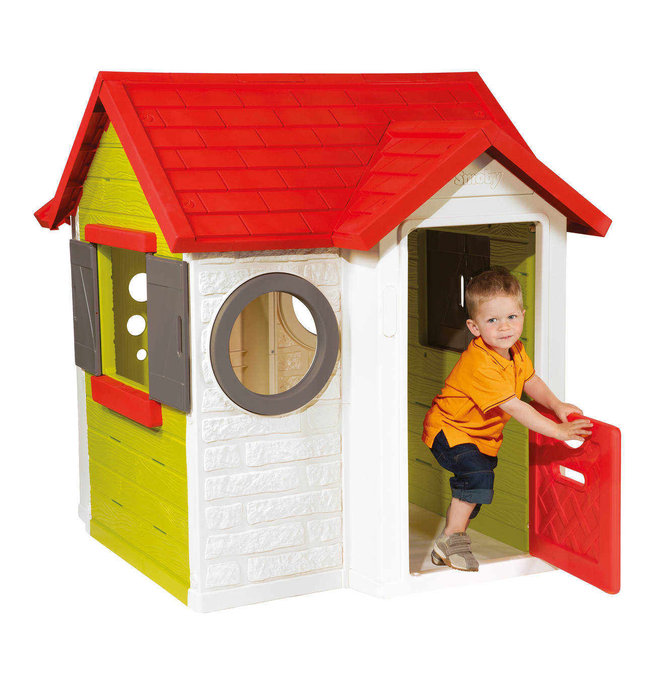 smoby spielhaus mein haus f r 149 99 statt 183 05 schn ppchen blog mit doktortitel. Black Bedroom Furniture Sets. Home Design Ideas